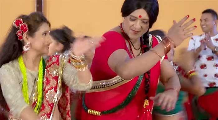 rajesh-hamal-dance
